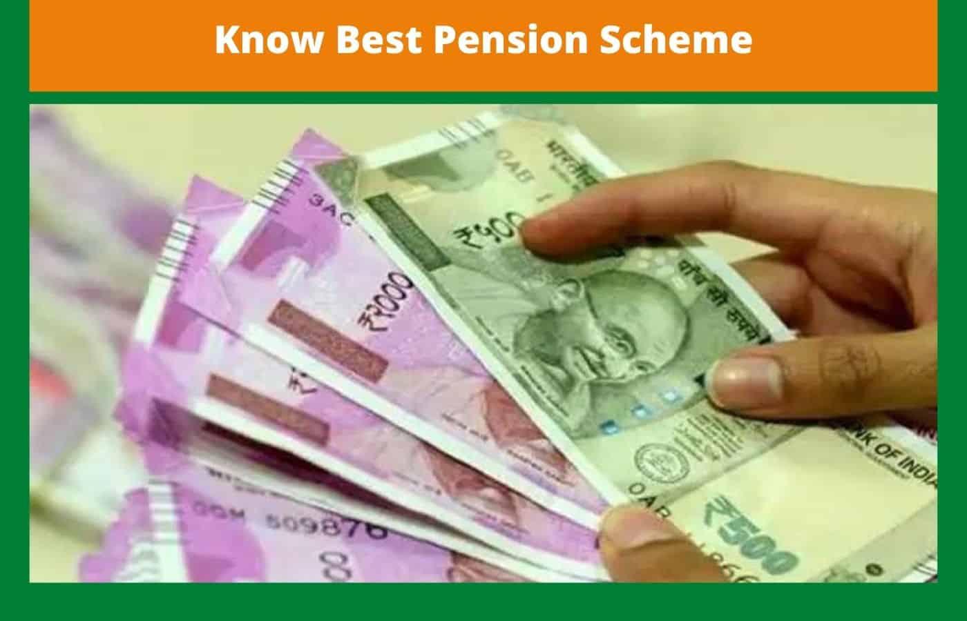 Know Best Pension Scheme